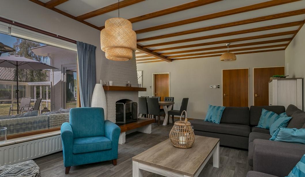 De Zeester Oostkapelle living room