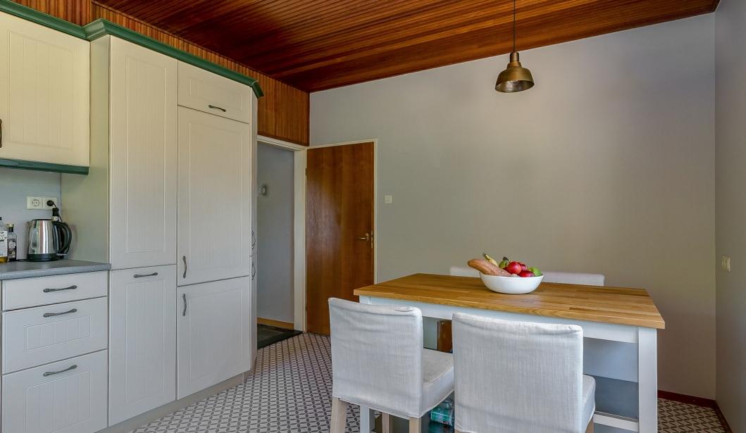 De Zeester Oostkapelle kitchen