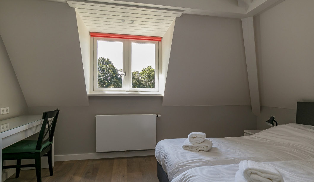 De Zeevlam Oostkapelle bedroom