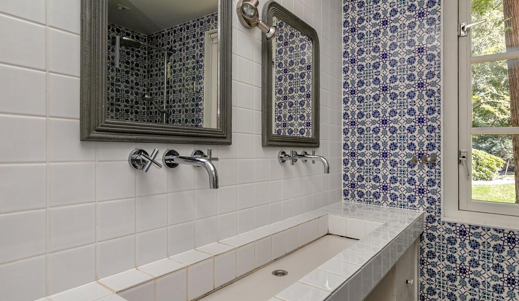 Het Boshuis Oostkapelle bathroom