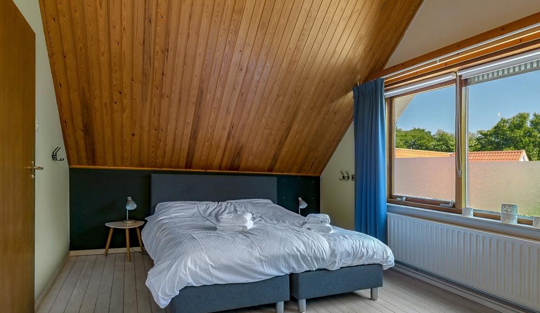 De Zeester Oostkapelle bedroom 2