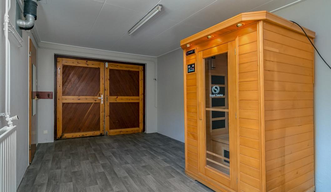 De Zeester Oostkapelle sauna